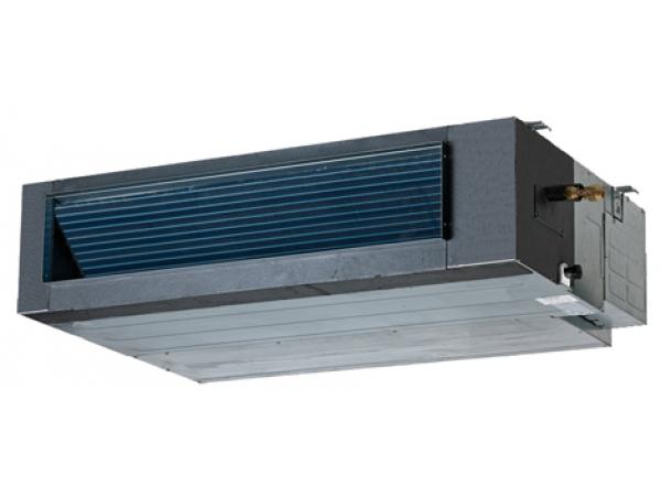 Канальная сплит-система Midea MTB-18HWN1-Q/ MOBA30U-18HN1-Q с проводным пультом управления