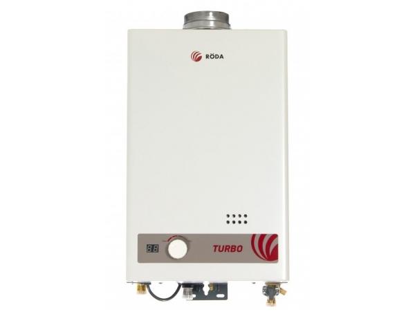 Газовый проточный водонагреватель RODA JSD20-T1
