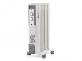 Масляный радиатор Ballu BOH/CB-07W 1500 (7 секций) серии Cube