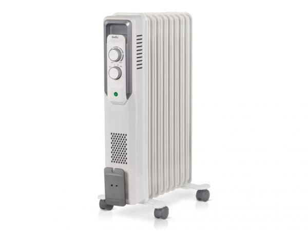 Масляный радиатор Ballu BOH/CB-09W 2000 (9 секций) серии Cube
