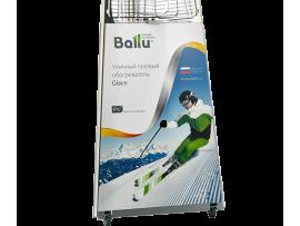 Полимерная рекламная поверхность для уличных обогревателей Ballu