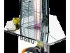Столик из нержавеющей стали для уличного газового обогревателя Ballu BOGH-TS