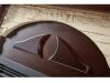 Портал для камина Electrolux серии Torre 30S камень слоновая кость шпон темный дуб