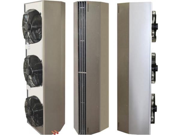 Тепловая завеса с водяным нагревательным элементом Sonniger Guard DPRO 150W