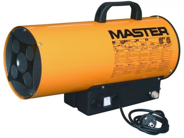 Тепловая пушка Master BLP 33 ET