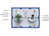 Контроллер программируемый логический Trim5 3012-65-0 (встраиваемая версия)