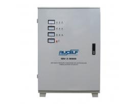 Трехфазный стабилизатор напряжения Rucelf SDV-3-90000 серии SDV