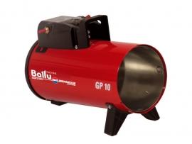 Теплогенератор мобильный газовый Ballu-Biemmedue GP 10M C серии Arcotherm GP