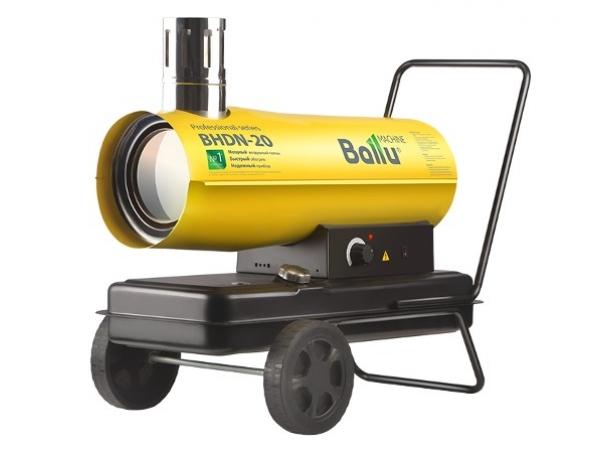 Дизельная тепловая пушка непрямого нагрева Ballu BHDN-20 серии Tundra