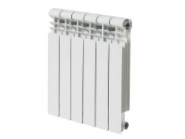Радиатор алюминиевый Русский радиатор RRC500-80AL04 серии Корвет