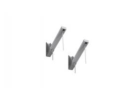 Комплект кронштейнов Zilon V-BCM для тепловых завес серии Витязь