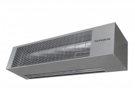 Тепловая завеса Tropik-Line X315W10 Zinc серии X