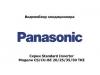Инверторная сплит-система Panasonic CS/CU-BE50TKE серии Стандарт