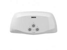 Проточный водонагреватель Zanussi 3-Logic 5,5 TS (Душ+Кран)