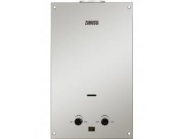 Газовый проточный водонагреватель Zanussi GWH 10 Fonte Glass Mirror серии Fonte Glass