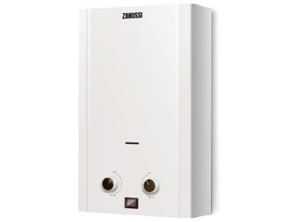 Газовый проточный водонагреватель Zanussi GWH 6 Fonte серии Fonte
